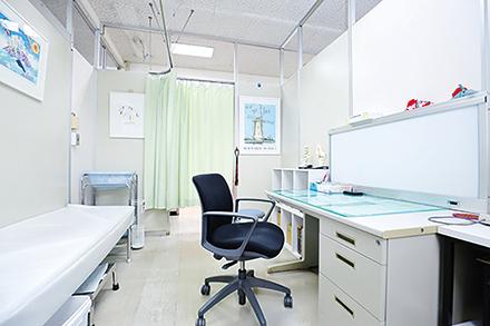 地域のかかりつけ医として、患者の気持ちに寄り添った診察を提供