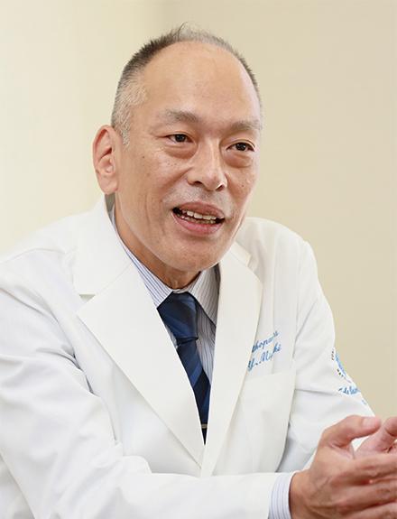 宮﨑 芳安先生