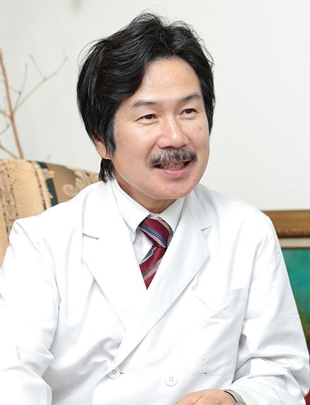 頴川 晋先生
