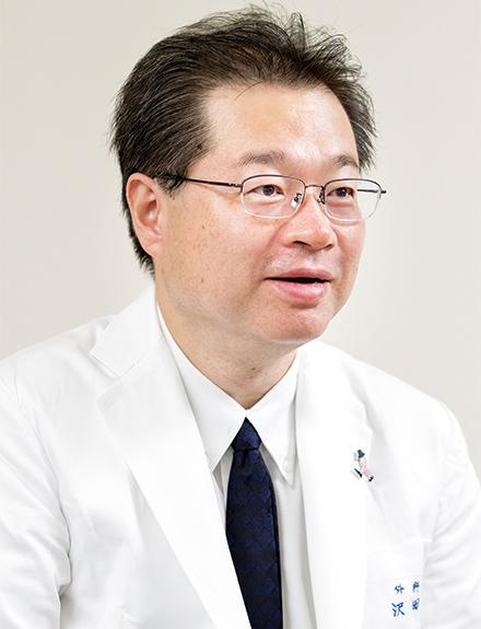 沢田 晃暢先生