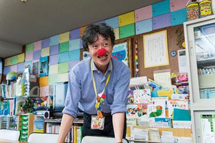 子どもの体を治す病院の中で、「心」を元気にするのが院内学級の役割の一つ