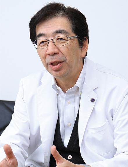 高木 靖先生
