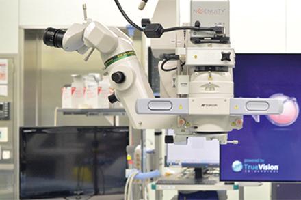 3D手術機器も導入している