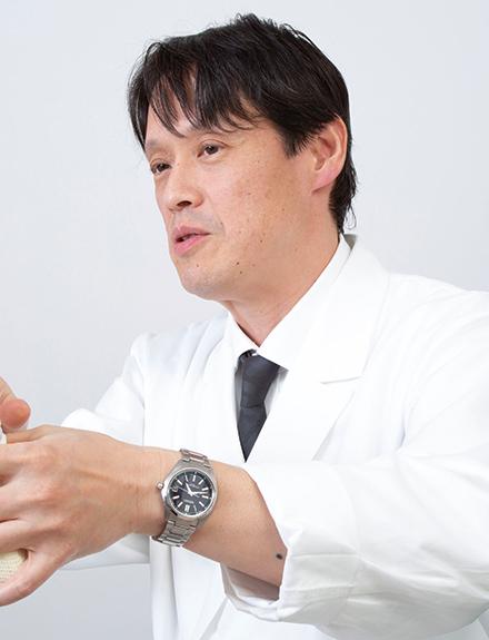 金子 慎二郎先生