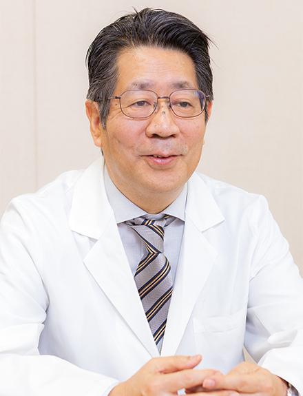 山田 俊介病院長