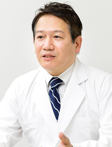 長谷部 光泉先生