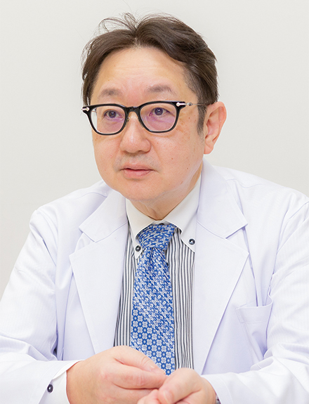 角田 隆俊先生