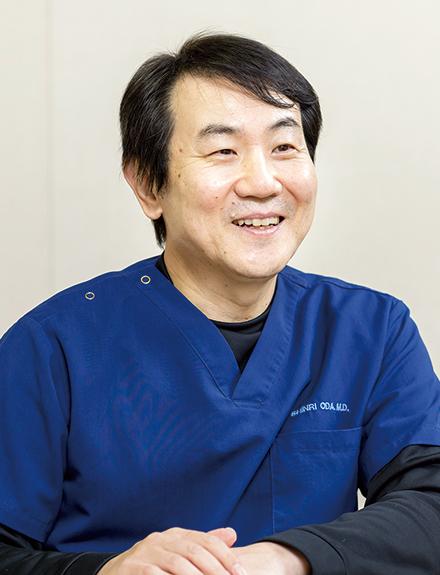 小田 真理先生