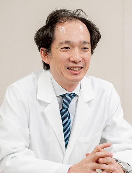 松本 知博先生