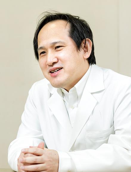 若林 孝幸先生