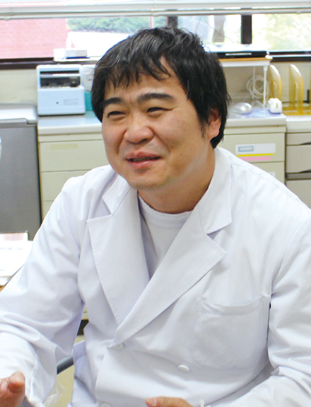 林 建二郎先生
