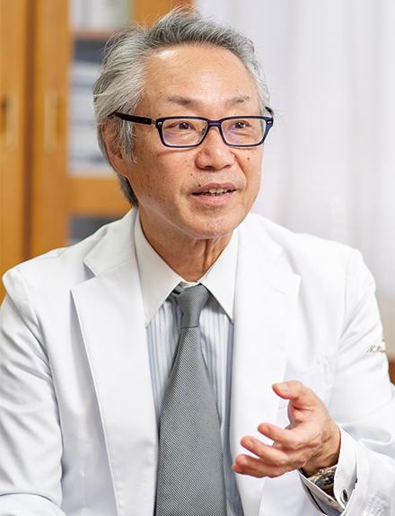 宮島 伸宜病院長