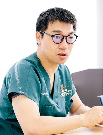 古川部門長はイタリア留学を経て、2012年に本院で失神専門の外来を立ち上げた