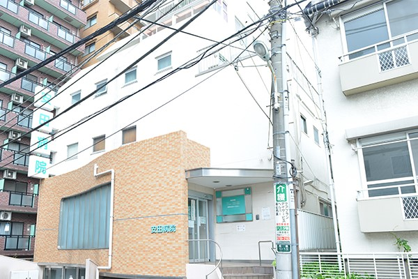 地下鉄成増駅4番出口から徒歩2分の好立地