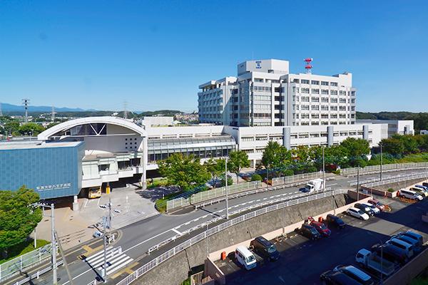 八王子市の急性期医療を担う地域の基幹病院