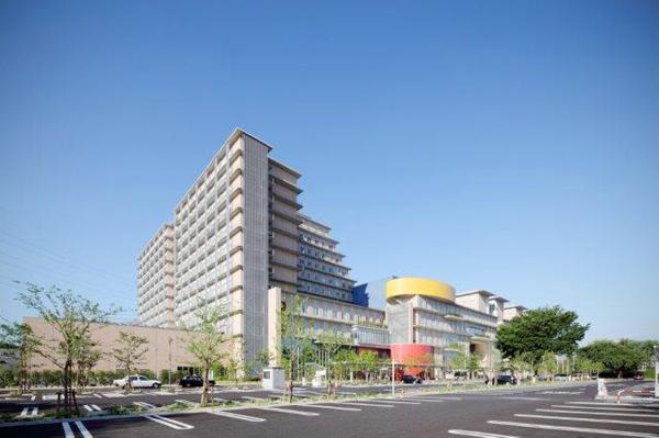 多摩地域の中核的病院