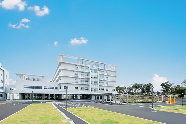 2019年12月に新柏の地へ新病院が移転