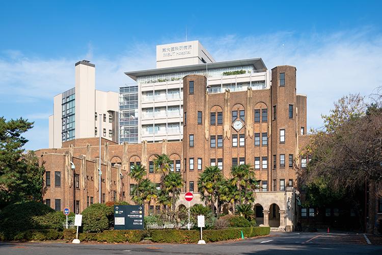 都営三田線白金台駅から徒歩約4分の立地